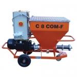 Omietacie a injektážne čerpadlo C 8 COM-F