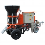 Stroj na striekanie betónu (torkretovací stroj) SSB 05.2 COM-F